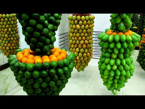 Juice World - Coolest & Amazing Juice Bar in Dubai, UAE  2017