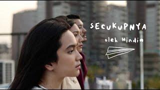 Gambar cover Hindia - Secukupnya (Lyric Video) - OST. Nanti Kita Cerita Tentang Hari Ini