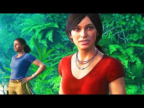 UNCHARTED THE LOST LEGACY Making-of Trailer (2017) PS4