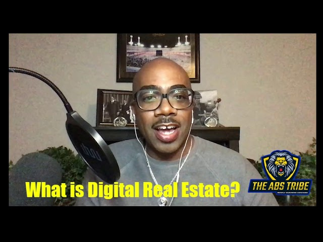 What is Digital Real Estate???