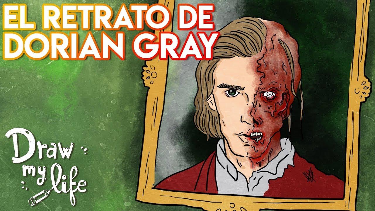 El RETRATO de DORIAN GRAY   RESUMEN   Draw My Life - YouTube