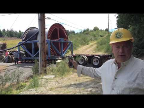 Submarine Cable Project Update