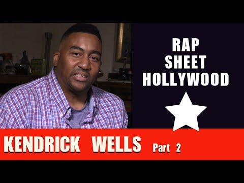 Kendrick Wells Tupac Friend and Personal Assistant Interview