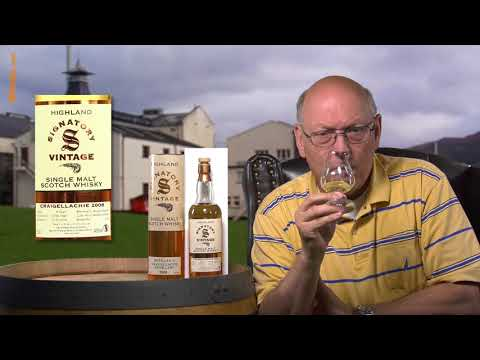 Whisky Review/Tasting: Craigellachie 9 Years 2008 Signatory