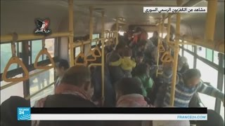 لجوء عشرات العائلات إلى أحياء خاضعة للنظام السوري في حلب