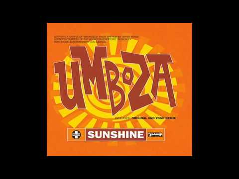 UMBOZA - Sunshine (Original Mix) 1996
