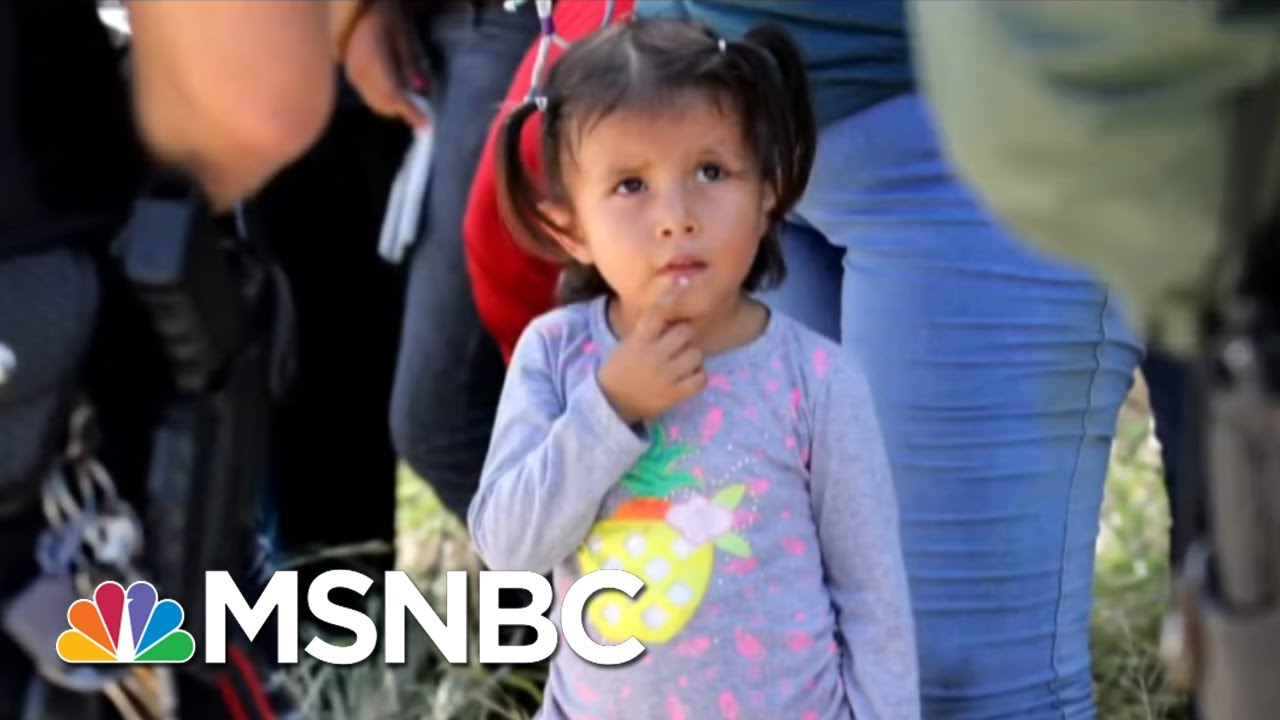 soboroff-people-locked-up-in-cages-at-border-detention-centers-kasie-dc-msnbc