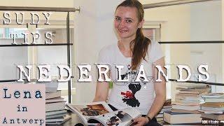 Как выучить нидерландский язык(фильмы,книги,курсы,сайты и др) #Lena inAntwerp