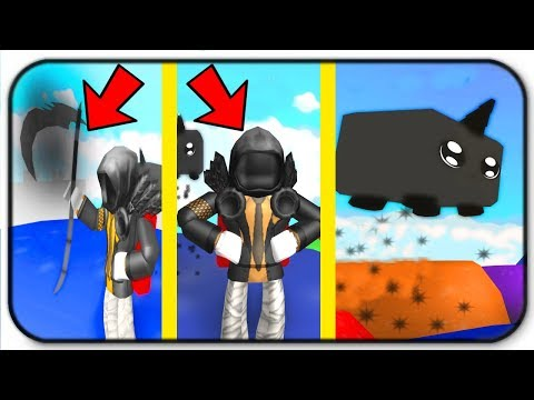 How Good Are The Shadow Pack Items  Roblox Mining Simulator