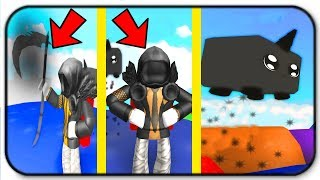 How Good Are The Shadow Pack Items - Roblox Mining Simulator