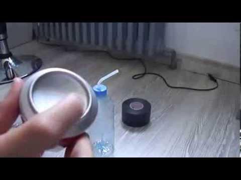 tutocomment fabriquer une chicha maison - YouTube