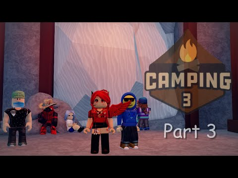 Camping 3  Roblox animation part 1