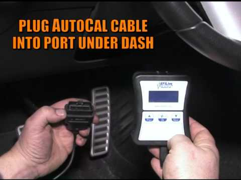 Chuck Cow Autocal Efi Live Remote Mail Order All Gm Tuner Tool Youtube