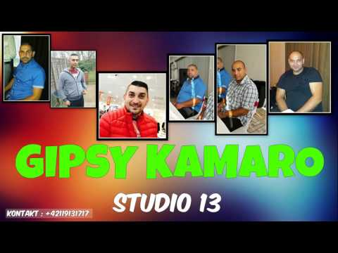 GIPSY KAMARO STUDIO 13 CELY ALBUM 2017