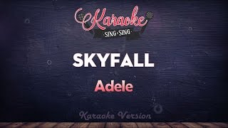Adele - Skyfall (Karaoke Version)