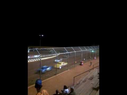 Swainsboro Raceway 6/17/17 Road Warrior