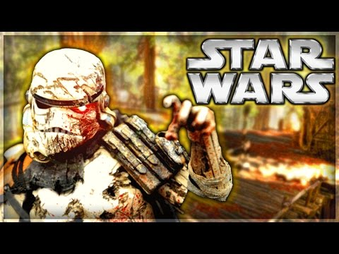 FORÊT STAR WARS ZOMBIES ! - Black Ops 3