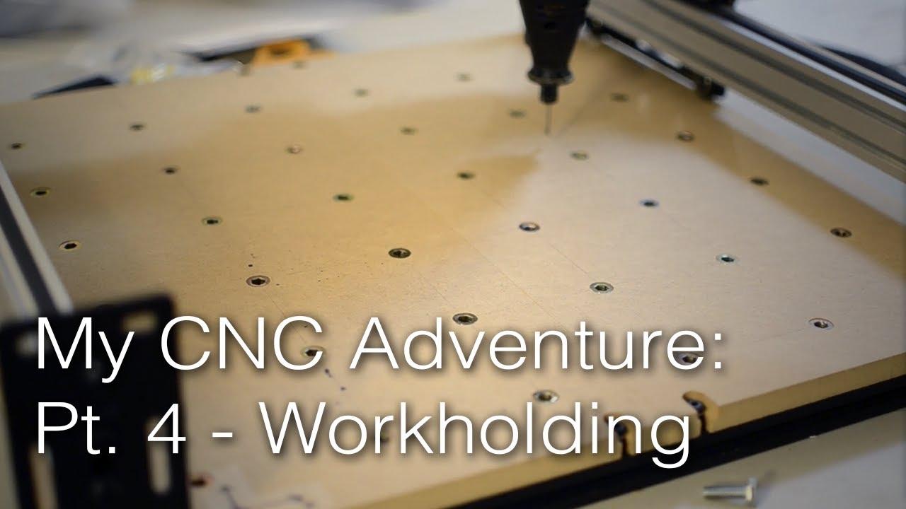Shapeoko 2 Cnc Kit Wasteboard Upgrade W Threaded Inserts