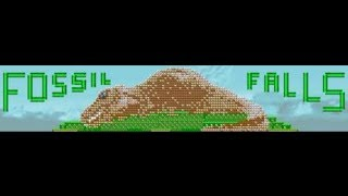 Fossil Falls by Claudio - SUPER MARIO MAKER - NO COMMENTARY