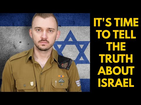 Time To Tell The Truth About Israel's Army