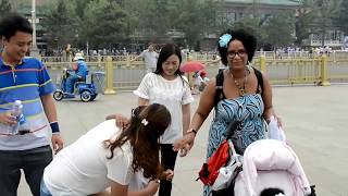 Vlog - Black Princess in China