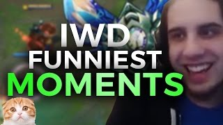 Funniest LoL Moments (ever?) - 200,000 Subscriber Special