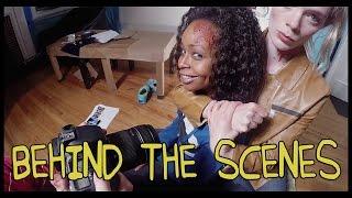 Kill bill: the bride vs. vernita green fight - homemade behind the scenes