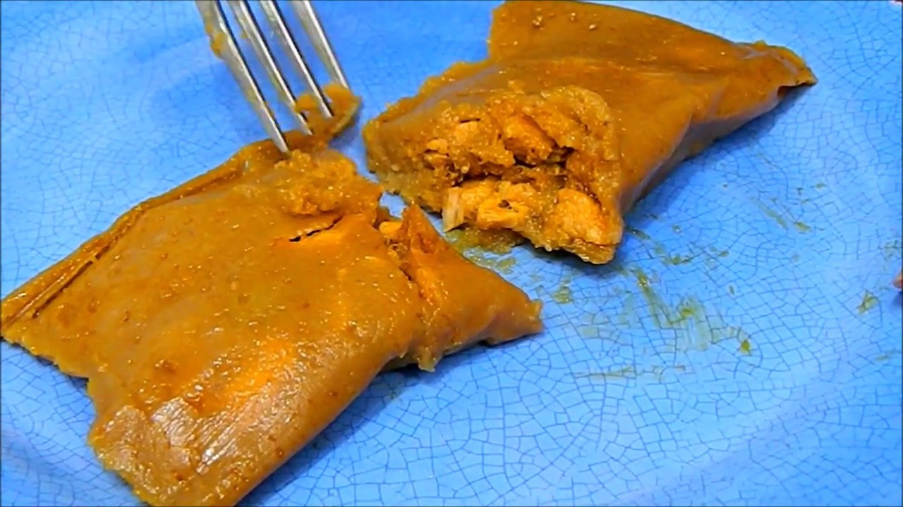 How To Make Puerto Rican Pasteles Youtube