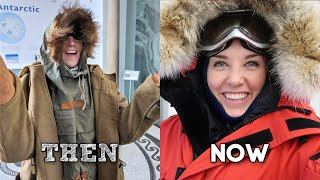 What Do Antarctic Explorers Wear? (Then and Now!) | Maddie Moate
