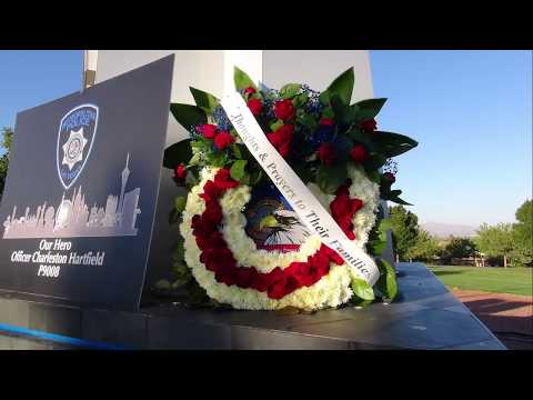 Vigil for Officer Charleston Hartfield (full-length version)