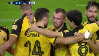 ΑΕΚ-Λαμία: 3-0