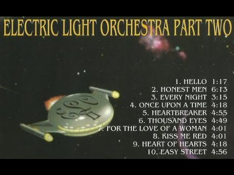 ELO, Part 2: 'Electric Light Orchestra Part Two' (Full-Album in 1080p HD)