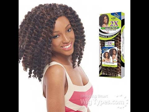 Crochet Braids Janet Collection : JANET COLLECTION 2X ROD TWIST CROCHET BRAID HAIR 411 PREVIEW - YouTube