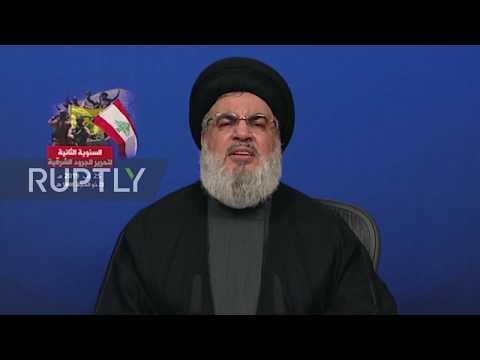 Lebanon: Hezbollah Leader Threatens To Respond After Israeli Drones Crash