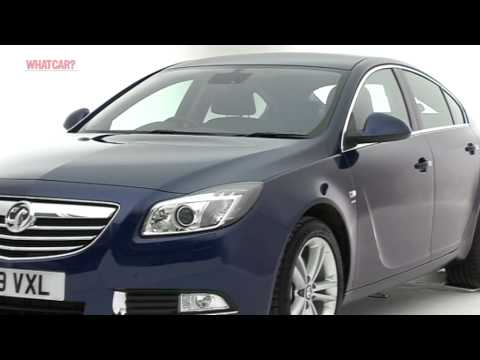 Vauxhall Insignia review What Car