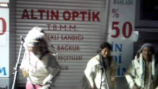 Indigenous peoples of the Americas   Red İndians at Kadıköy İstanbul Part 2 :)