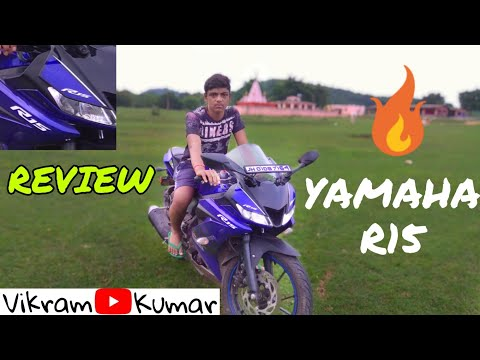 YAMAHA R15.  NEW MODAL SMALL REVIEW || VIKRAM KUAMR
