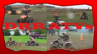 Goodwin Motorsports ATV Camp kids racing DRR ATVs