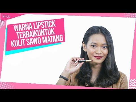 warna-lipstick-terbaik-untuk-kulit-sawo-matang-lipstick-lokal-dan-drugstore-(viva,-flormar)