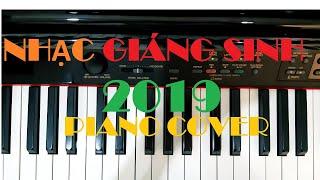 Hướng dẫn NHẠC GIÁNG SINH - Feliz Navidad | Jose Feliciano | Piano cover | Đinh Công Tú