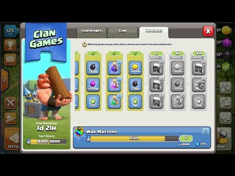 Games for books + daily activity and chat :) | Clash of Clans