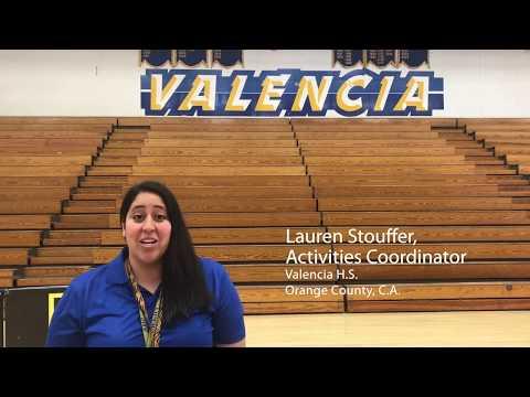 Lauren Stouffer Valencia High School Orange County, CA