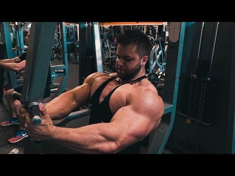 CHEST DESTRUCTION AT THE MECCA Ft. Ryan Spiteri