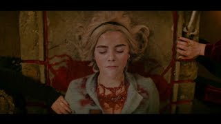CAoS - Sabrina Spellmans death and funeral 4x8