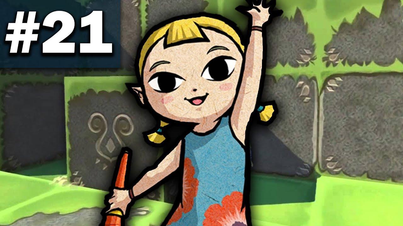 Zelda: Wind Waker Randomizer - Part 21 (Way Too Swift)