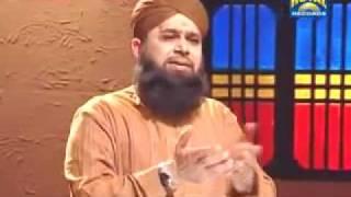 Zameen Maili Nahi Hoti upload by usman ali, sung by owais raza qadri.flv