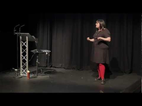 TEDxSheffield 2012 - Chella Quint - Adventures in Menstruating: Don't Use Shame to Sell