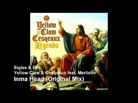 Yellow Claw & Cesqeaux feat. Marlishh - Inma Head (Original Mix)