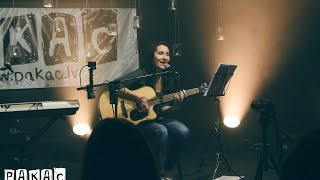 ĒDENES DĀRZS - SINTIJA VOJEVODSKA LIVE @PAKAC 2016 PREIĻI