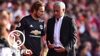 Is there concern for Manchester United in the midfield? | ESPN FC